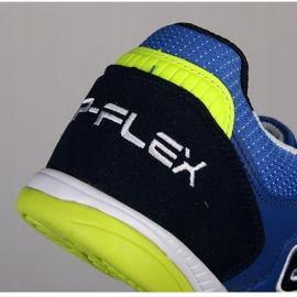 Buty halowe Joma Top Flex 804 In M J10012001.804.IN niebieskie niebieski 3