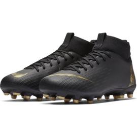 Buty piłkarskie Nike Mercurial Superfly 6 Academy Mg Jr AH7337-077 wielokolorowe czarne 3