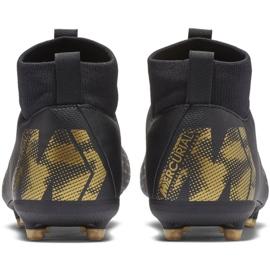 Buty piłkarskie Nike Mercurial Superfly 6 Academy Mg Jr AH7337-077 wielokolorowe czarne 4