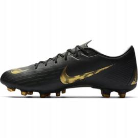 Buty piłkarskie Nike Mercurial Vapor 12 Academy Mg M AH7375-077 czarne wielokolorowe 1