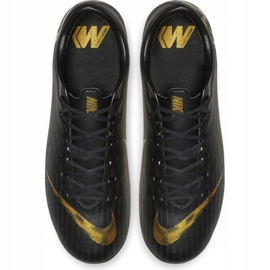 Buty piłkarskie Nike Mercurial Vapor 12 Academy Mg M AH7375-077 czarne wielokolorowe 2