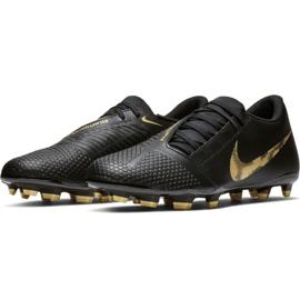 Buty piłkarskie Nike Phantom Venom Club Fg M AO0577-077 czarne wielokolorowe 3
