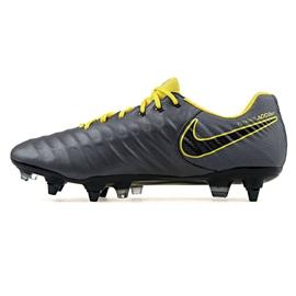 Buty piłkarskie Nike Tiempo Legend 7 Elite Sg Pro Ac M AR4387-070 szare wielokolorowe 1