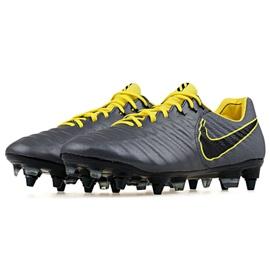 Buty piłkarskie Nike Tiempo Legend 7 Elite Sg Pro Ac M AR4387-070 szare wielokolorowe 2
