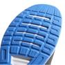 Szare Buty biegowe adidas Runfalcon M G28730 zdjęcie 5