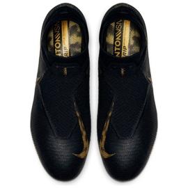 Buty piłkarskie Nike Phantom Vsn Elite Df Sg Pro Ac M AO3264-077 czarne wielokolorowe 2