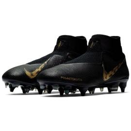 Buty piłkarskie Nike Phantom Vsn Elite Df Sg Pro Ac M AO3264-077 czarne wielokolorowe 3