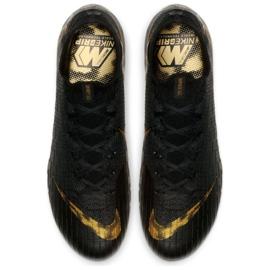 Buty piłkarskie Nike Mercurial Superfly 6 Elite Fg M AH7365-077 czarne czarne 2