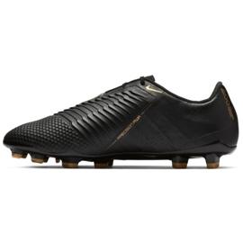 Buty piłkarskie Nike Phantom Venom Elite Fg M AO7540-077 czarne czarne 1