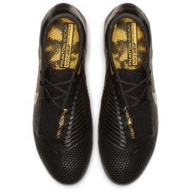 Buty piłkarskie Nike Phantom Venom Elite Fg M AO7540-077 czarne czarne 2