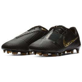 Buty piłkarskie Nike Phantom Venom Elite Fg M AO7540-077 czarne czarne 3