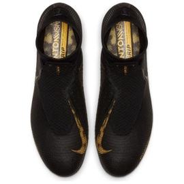 Buty piłkarskie Nike Phantom Vsn Elite Df Fg M AO3262-077 czarne czarne 2