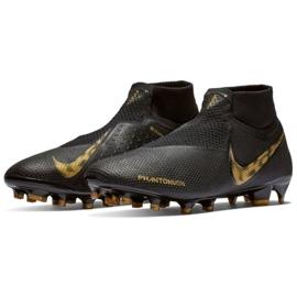 Buty piłkarskie Nike Phantom Vsn Elite Df Fg M AO3262-077 czarne czarne 3