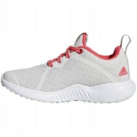 Buty adidas FortaRun X Jr D96951 białe 1