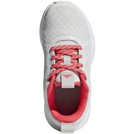 Buty adidas FortaRun X Jr D96951 białe 2