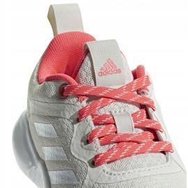 Buty adidas FortaRun X Jr D96951 białe 3