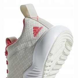 Buty adidas FortaRun X Jr D96951 białe 4