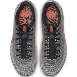 Buty piłkarskie Nike Mercurial Vapor 12 Academy Neymar FG/MG Jr AO2896-170 białe białe 1