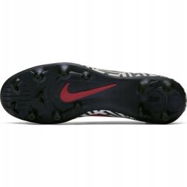 Buty piłkarskie Nike Mercurial Vapor 12 Club Neymar Mg M AO3129-170 białe wielokolorowe 6