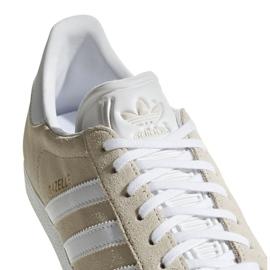 Buty adidas Originals Gazelle W B41646 brązowe 2