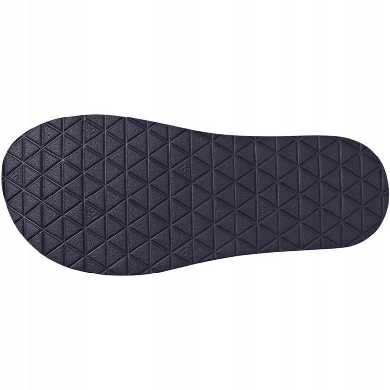 Granatowe Klapki adidas Eezay Flip Flop F35028 zdjęcie 4