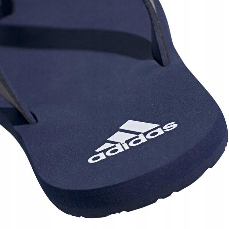 Granatowe Klapki adidas Eezay Flip Flop F35028 zdjęcie 6