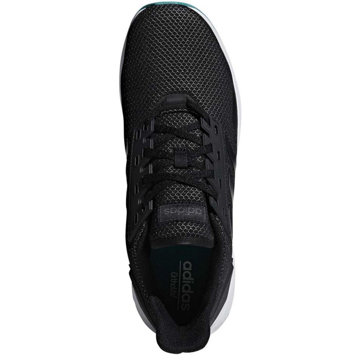Buty biegowe adidas Duramo 9 M F34494 czarne