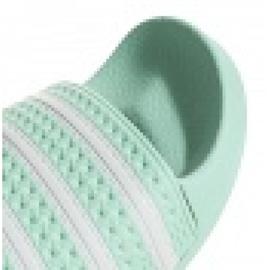 Klapki adidas Originals Adilette W CG6538 zielone 2