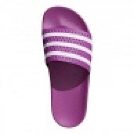Klapki adidas Originals Adilette W CG6539 białe fioletowe 2