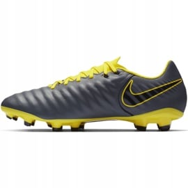 Buty piłkarskie Nike Tiempo Legend 7 Academy Fg M AH7242-070 szare wielokolorowe 1