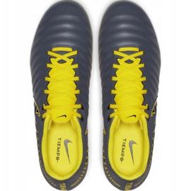Buty piłkarskie Nike Tiempo Legend 7 Academy Fg M AH7242-070 szare wielokolorowe 2