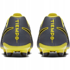 Buty piłkarskie Nike Tiempo Legend 7 Academy Fg M AH7242-070 szare wielokolorowe 3