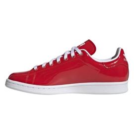 Buty adidas Originals Stan Smith W G28136 czerwone 2