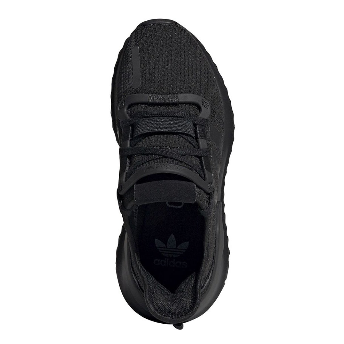 39e58e9a Czarne Buty adidas Originals U_PATH Run Shoes Jr G28107 - ButyModne.pl