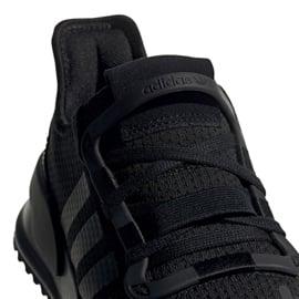 Buty adidas Originals U_PATH Run Shoes Jr G28107 czarne 2
