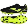 Buty piłkarskie Joma Aguila 901 Fg M AGUIS.921.FG czarne czarny 2
