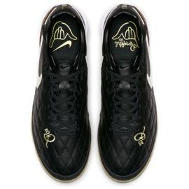 Buty halowe Nike Tiempo Lunar LegendX 7 Pro 10R Ic M AQ2211-027 czarne czarne 1