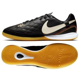 Buty halowe Nike Tiempo Lunar LegendX 7 Pro 10R Ic M AQ2211-027 czarne czarne 2