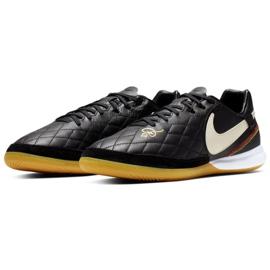 Buty halowe Nike Tiempo Lunar LegendX 7 Pro 10R Ic M AQ2211-027 czarne czarne 3