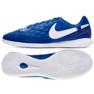 Buty halowe Nike Tiempo Lunar LegendX 7 Pro 10R Ic M AQ2211-410 niebieski niebieskie 2