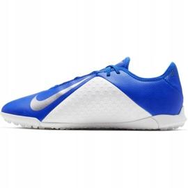 Buty piłkarskie Nike Phantom Vsn Academy Tf M AO3223-410 niebieskie wielokolorowe 1