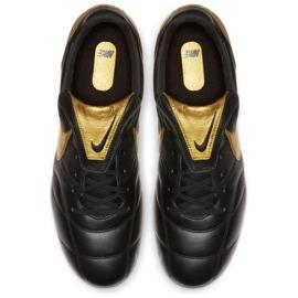 Buty piłkarskie Nike The Nike Premier Ii Fg M 917803-077 czarne czarne 1