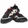 Buty plażowe Aqua-speed czarno szaro czerwone 19A 2