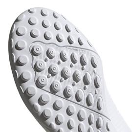 Buty piłkarskie adidas Nemeziz 18.4 Tf M D97993 białe wielokolorowe 5