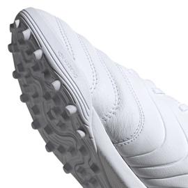 Buty piłkarskie adidas Copa 19.3 Tf M D98064 białe białe 4
