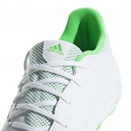 Buty piłkarskie adidas Copa 19.3 Fg M BB9188 niebieskie białe 3