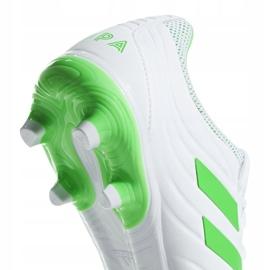 Buty piłkarskie adidas Copa 19.3 Fg M BB9188 niebieskie białe 4