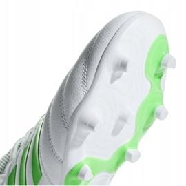 Buty piłkarskie adidas Copa 19.3 Fg M BB9188 białe 5