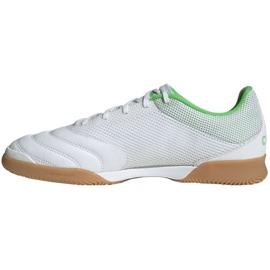 Buty halowe adidas Copa 19.3 In Sala M BC0559 białe biały 2
