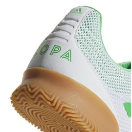 Buty halowe adidas Copa 19.3 In Sala M BC0559 białe biały 4
